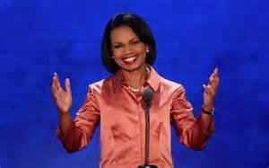 Condi Rice