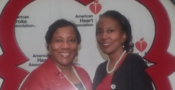 """Tarrant County American Heart Association """"Go Red"""" luncheon"""