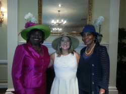 Hats Off for Mothers---North Texas Easter Seals