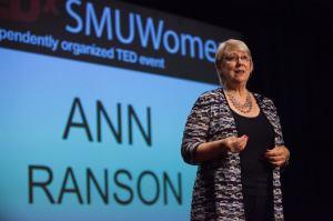 TEDxSMUWOMEN  Ann Ransom