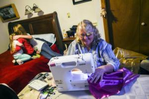 grandmother sewing 7