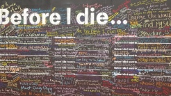 What would do before you died????