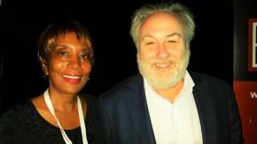 Meeting film critic David Edelstein at Lone Star Film Festival