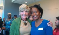 Fort Worth Mayor Besty Price at UNCF luncheon