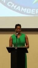 Women's Business Division Chair, Yolanda Harper