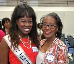 Carmen Ponder, 2016 Miss Black Texas US Ambassador