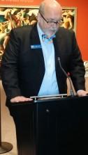 Director Andrew J. Walker of the Amon Carter Museum