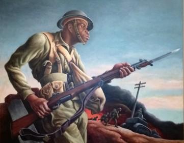 Negro Soldier