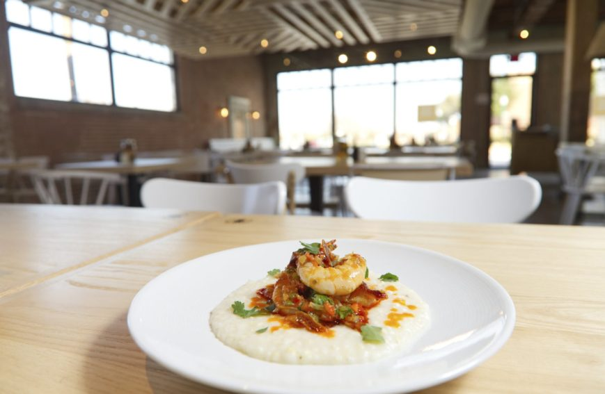 Indulge Restaurant News assignment at Taste Project