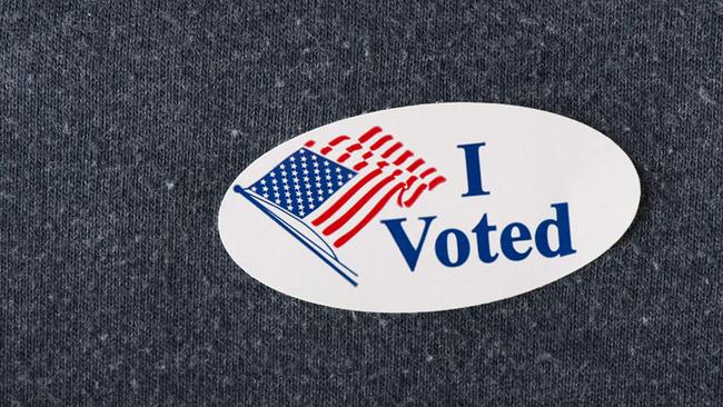 I voted 1
